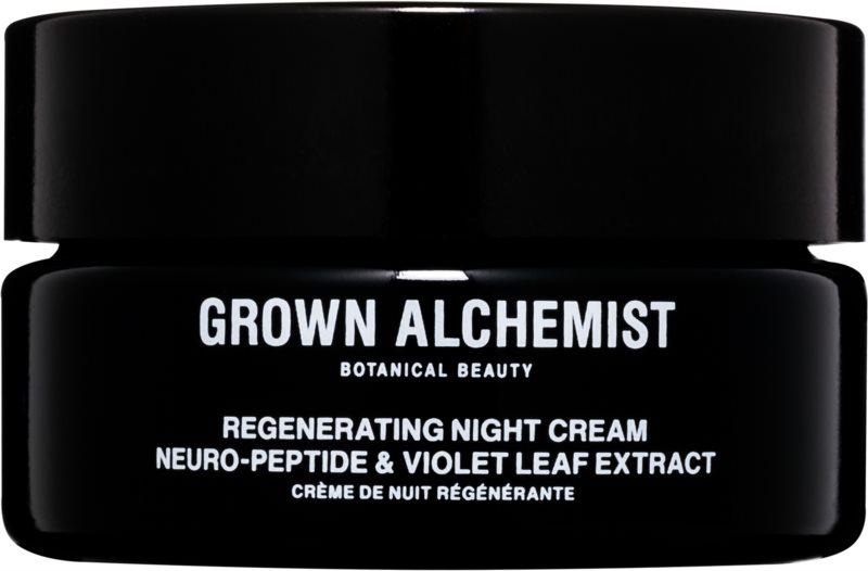 Grown Alchemist Activate regeneračný nočný krém