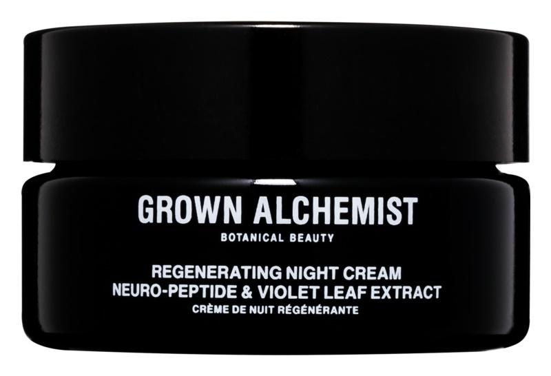 Grown Alchemist Activate відновлюючий нічний крем