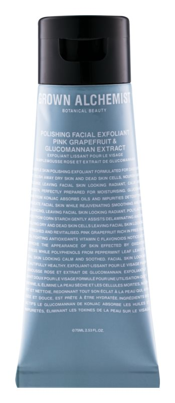 Grown Alchemist Cleanse gommage visage à usage quotidien