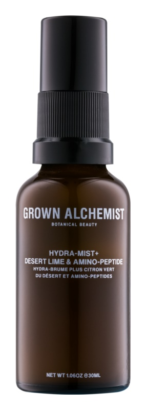 Grown Alchemist Activate brume visage