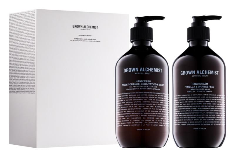 Grown Alchemist Hand & Body kozmetični set I.