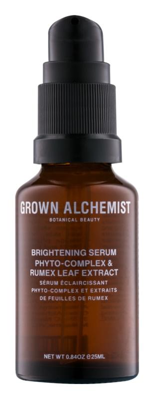 Grown Alchemist Activate rozjasňující pleťové sérum