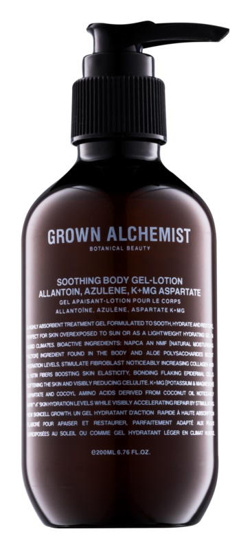 Grown Alchemist Hand & Body pomirjevalni fluid za telo