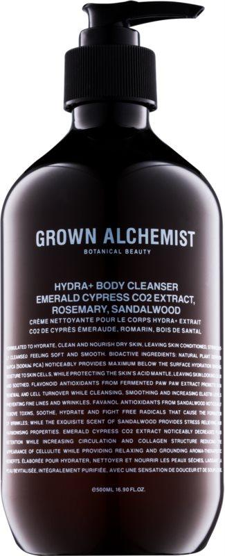Grown Alchemist Hand & Body gel za prhanje za suho kožo