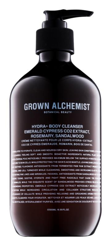 Grown Alchemist Hand & Body гель для душу для сухої шкіри