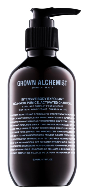 Grown Alchemist Hand & Body intenzivni piling za telo