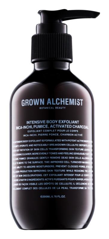Grown Alchemist Hand & Body Peeling corporal intensivo