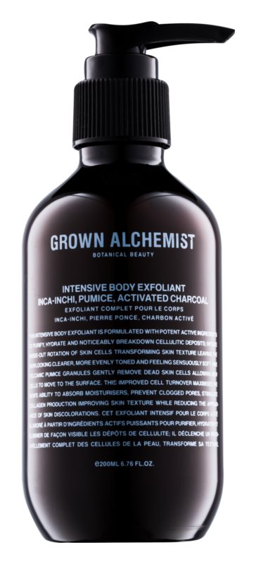 Grown Alchemist Hand & Body scrub intenso corpo