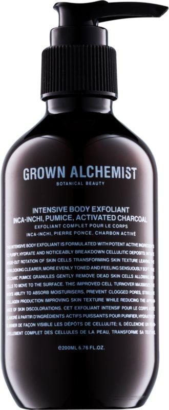 Grown Alchemist Hand & Body інтенсивний пілінг для тіла