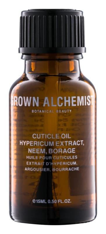 Grown Alchemist Special Treatment regeneracijsko olje za obnohtno kožico