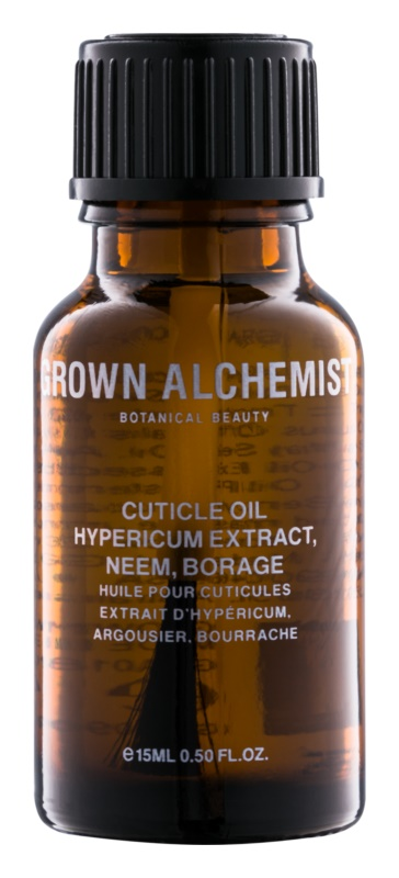 Grown Alchemist Special Treatment ulei pentru regenerare cuticula