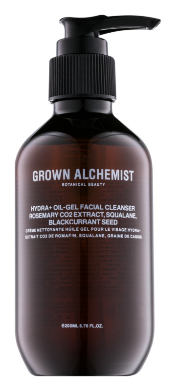Grown Alchemist Cleanse gel nettoyant à base d'huile