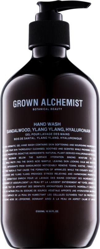 Grown Alchemist Hand & Body tekoče milo za roke s sandalovino