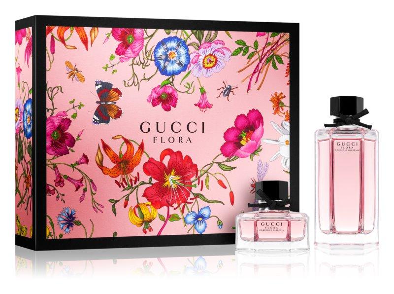 Gucci Flora by Gucci – Gorgeous Gardenia dárková sada II.
