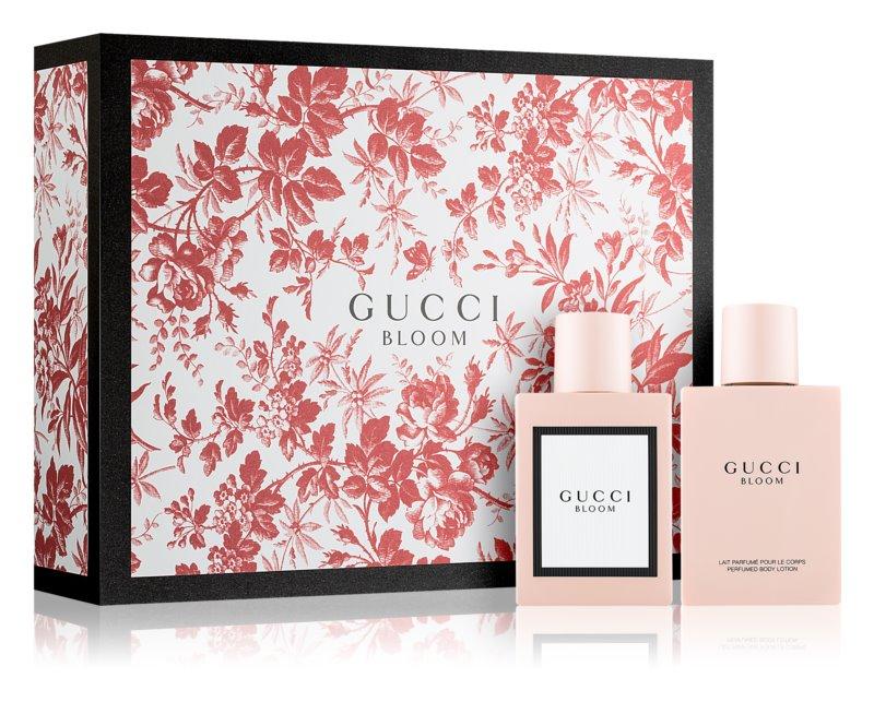 Gucci Bloom darčeková sada IV.