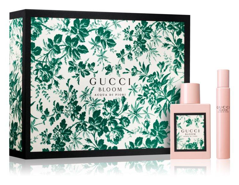 Gucci Bloom Acqua di Fiori darčeková sada I.