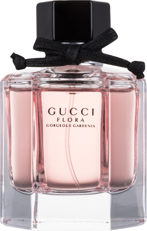 Gucci Flora by – Gorgeous Gardenia toaletní voda pro ženy 50 ml limitovaná edice