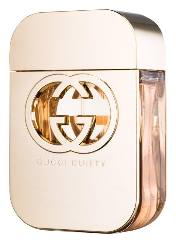 Gucci Guilty Eau de Toilette für Damen 75 ml