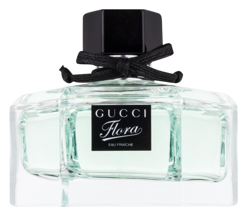 Gucci Flora by Gucci Eau Fraîche eau de toilette pour femme 75 ml