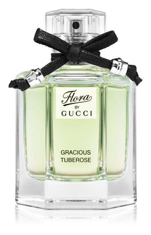 Gucci Flora by Gucci – Gracious Tuberose Eau de Toilette voor Vrouwen  50 ml