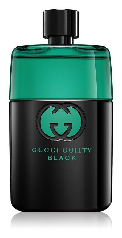 Gucci Guilty Black Pour Homme eau de toilette pentru barbati 90 ml