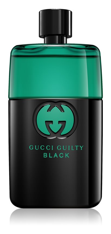 Gucci Guilty Black Pour Homme eau de toilette per uomo 90 ml