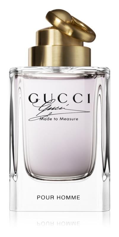 13c40499bc271 Gucci Made to Measure eau de toilette para hombre 90 ml