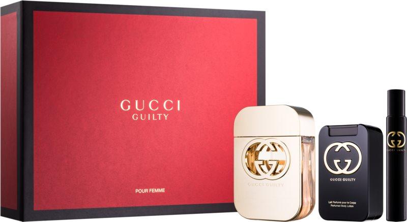 Gucci Guilty dárková sada I.
