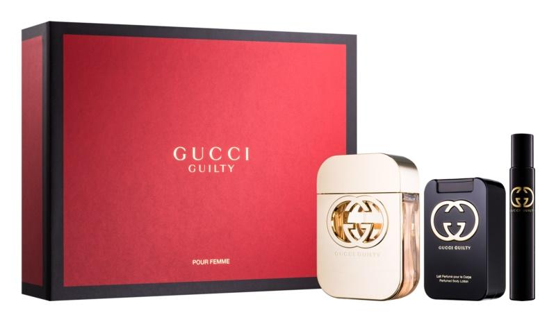Gucci Guilty set cadou I.