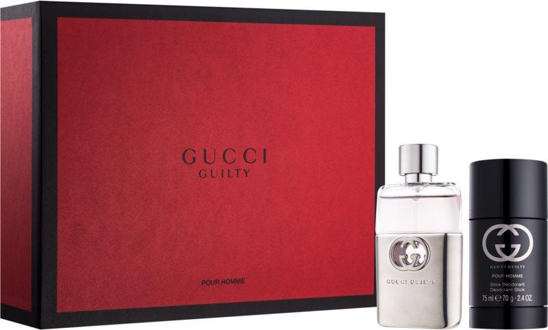 Gucci Guilty Pour Homme dárková sada XI.