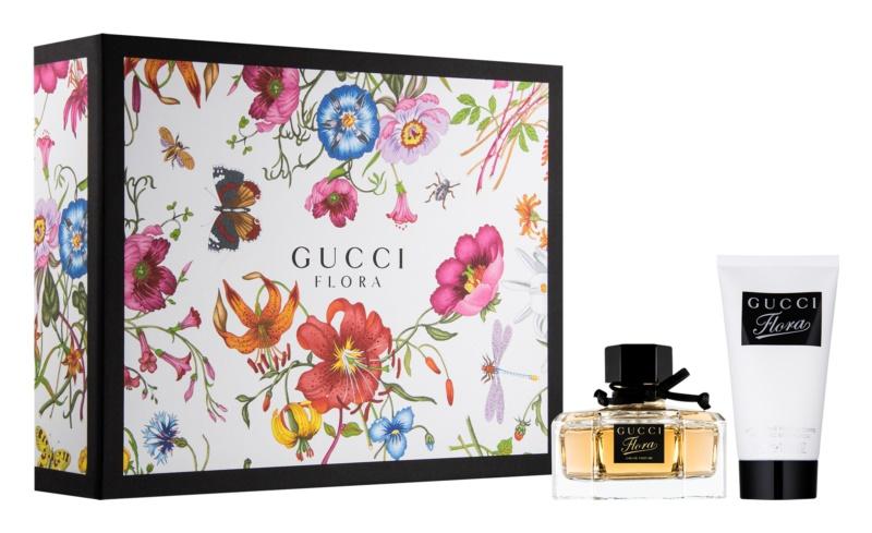 Gucci Flora by Gucci dárková sada III.