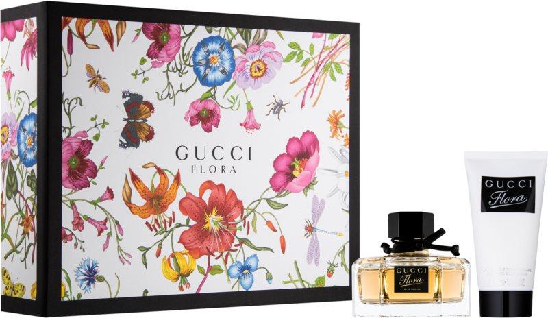 Gucci Flora by Gucci set cadou III