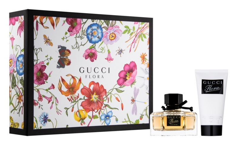 Gucci Flora by Gucci zestaw upominkowy III.