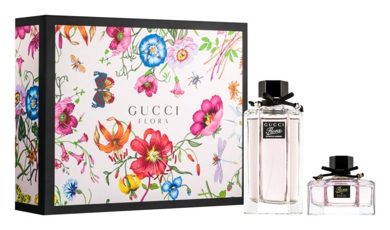 Gucci Flora by Gucci – Gorgeous Gardenia set cadou