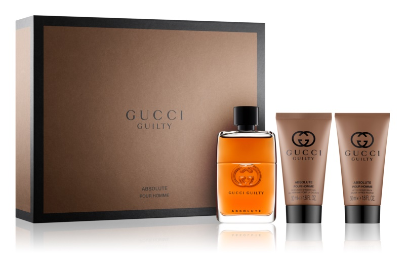 Gucci Guilty Absolute set cadou I.