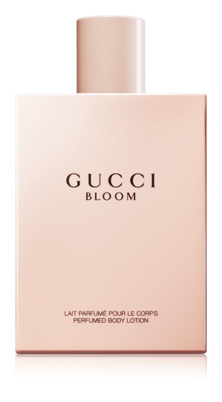 Gucci Bloom tělové mléko pro ženy 200 ml