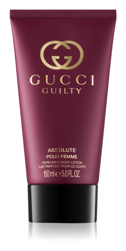 Gucci Guilty Absolute Pour Femme тоалетно мляко за тяло за жени 150 мл.