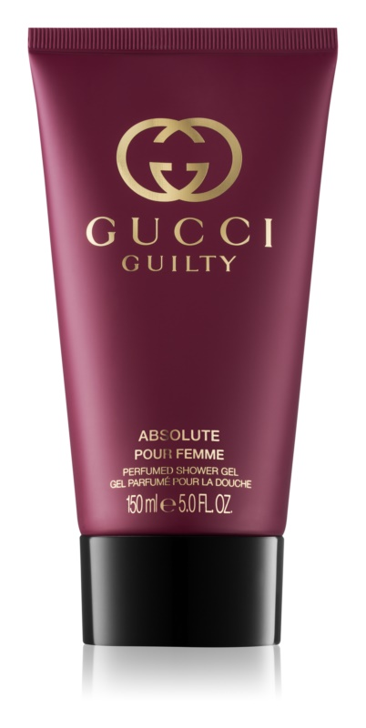 Gucci Guilty Absolute Pour Femme Shower Gel for Women 150 ml