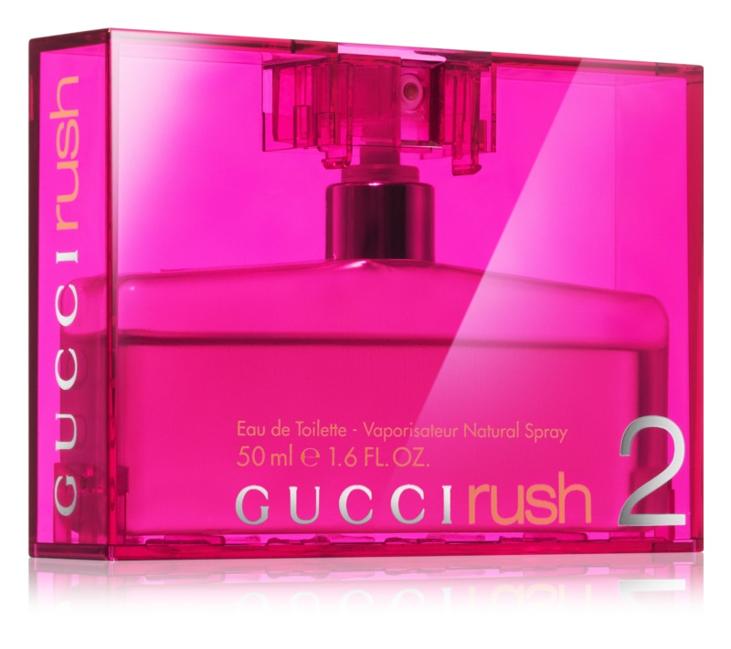 Gucci Rush 2 Eau de Toilette für Damen 50 ml