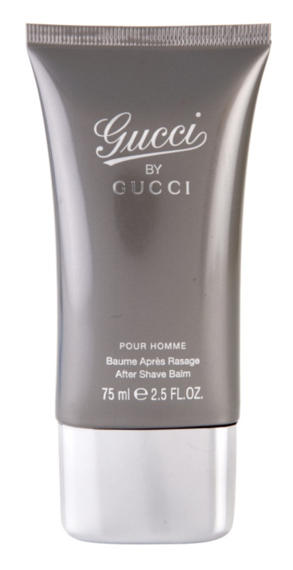 Gucci Gucci by Gucci Pour Homme After Shave Balm for Men 75 ml (Unboxed)
