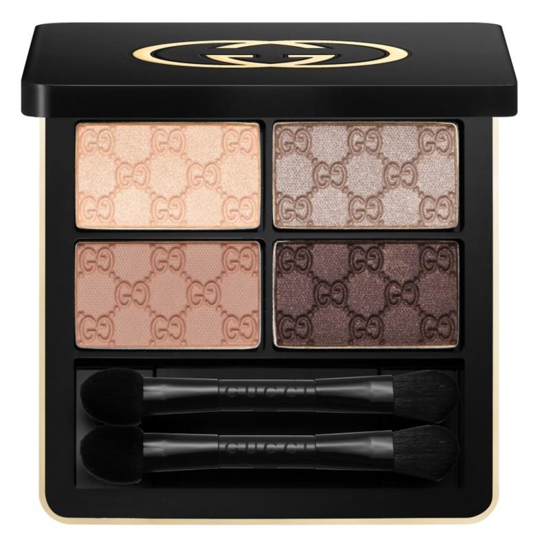 Gucci Eye Magnetic Color Shadow Quad палітра тіней
