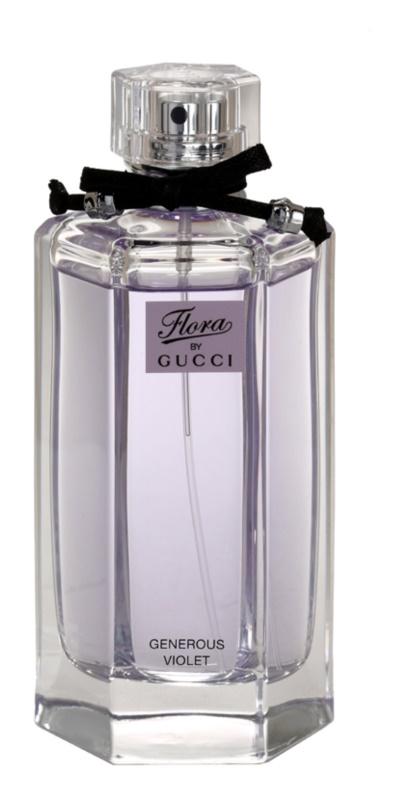 Gucci Flora by Gucci – Generous Violet woda toaletowa dla kobiet 100 ml