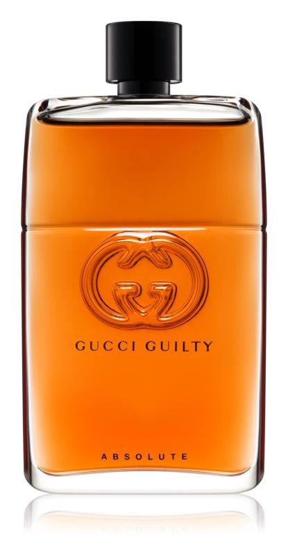 Gucci Guilty Absolute eau de parfum para hombre 150 ml 92437cc09d8
