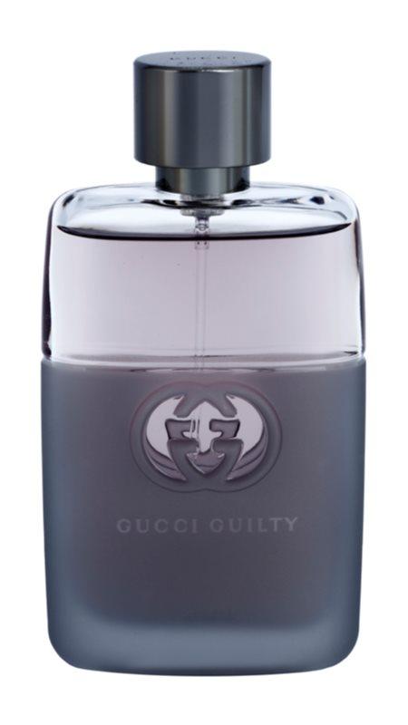 Gucci Guilty Eau Pour Homme toaletná voda pre mužov 50 ml