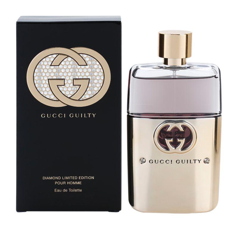 Gucci Guilty Diamond Pour Homme eau de toilette férfiaknak 90 ml