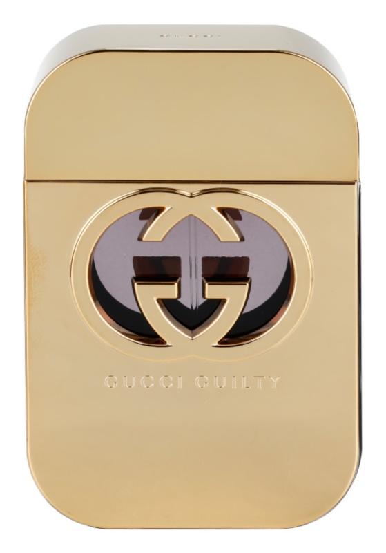 Gucci Guilty Intense woda perfumowana dla kobiet 75 ml