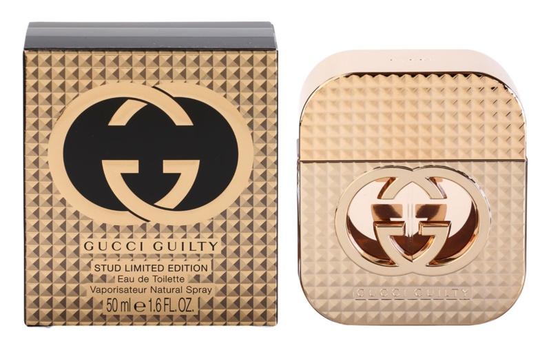 Gucci Guilty Stud Eau de Toilette für Damen 50 ml