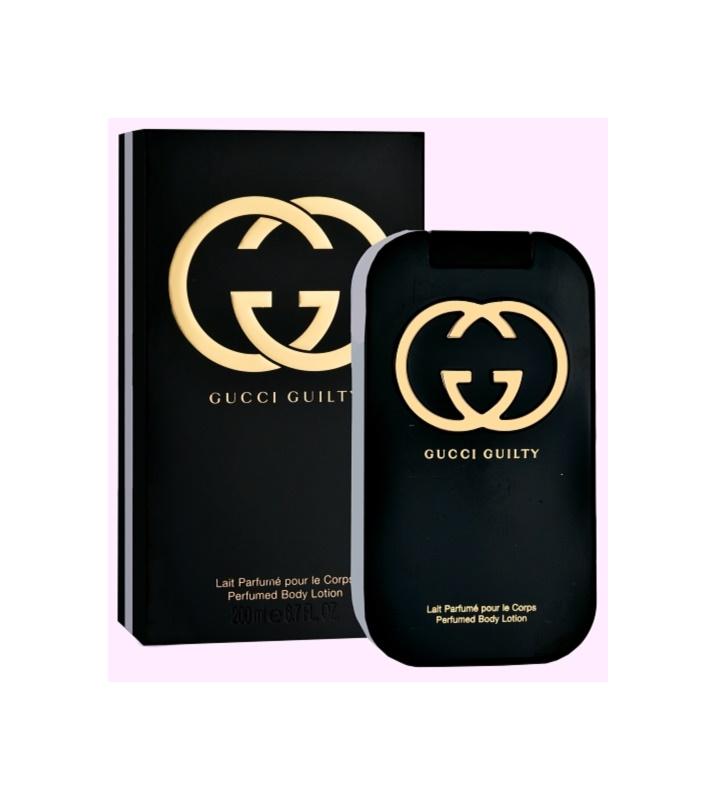 Gucci Guilty telové mlieko pre ženy 200 ml