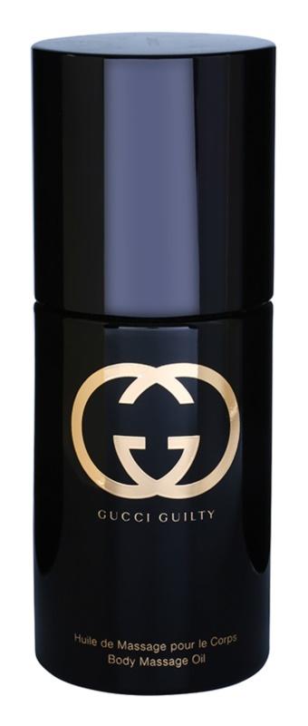 Gucci Guilty olejek perfumowany dla kobiet 100 ml