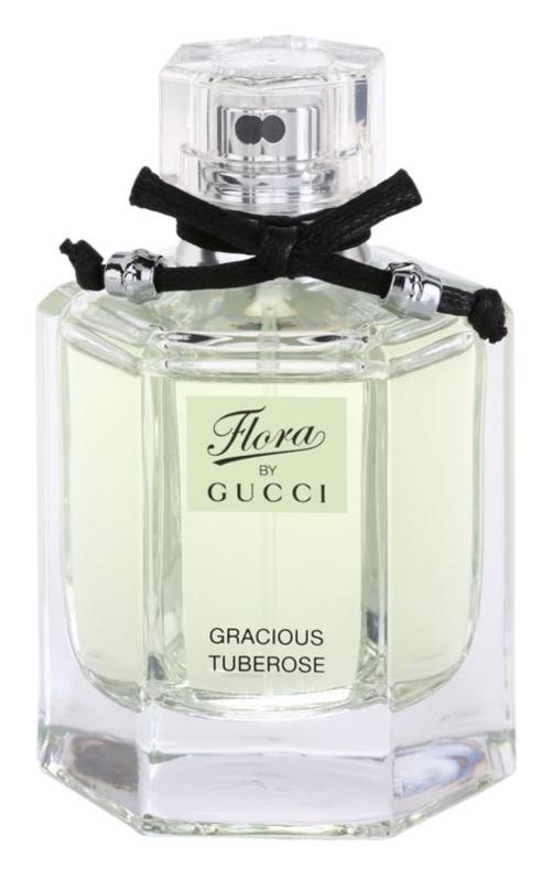 Gucci Flora by Gucci – Gracious Tuberose Eau de Toilette for Women 50 ml
